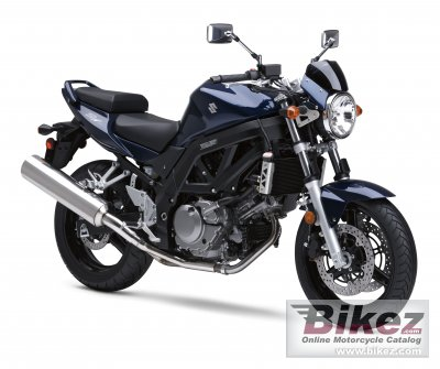 2008 Suzuki SV650 photo