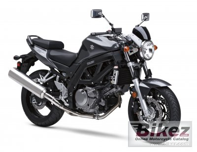 2008 Suzuki SV650 ABS photo