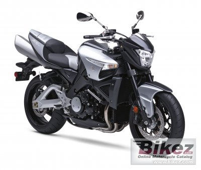 2008 Suzuki B-King ABS