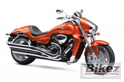 2008 suzuki boulevard m109r specifications and pictures