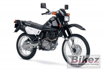 2008 Suzuki DR200SE