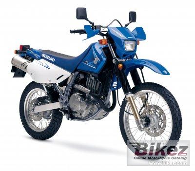 2008 Suzuki DR650SE