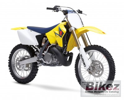 2008 suzuki rm250 specifications and pictures. Black Bedroom Furniture Sets. Home Design Ideas