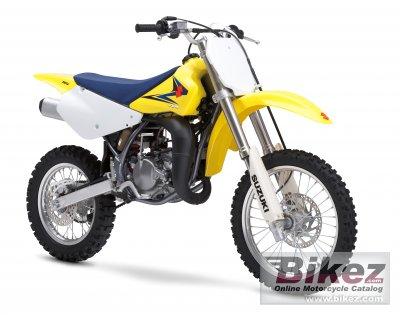 2008 Suzuki RM85