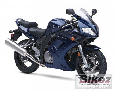 2008 Suzuki SV650SF