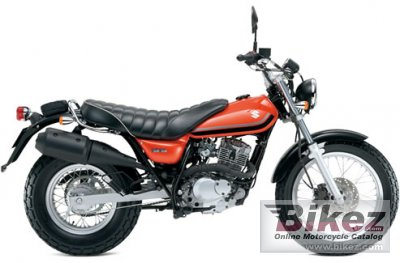 2008 Suzuki VanVan