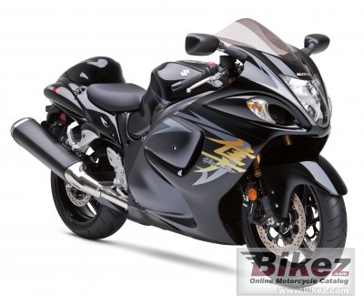 2009 Suzuki GSX1300R Hayabusa photo