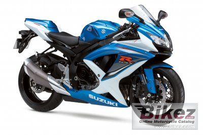 2009 Suzuki GSX-R750 photo