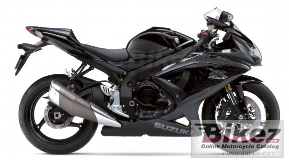 2009 Suzuki GSX-R600 photo