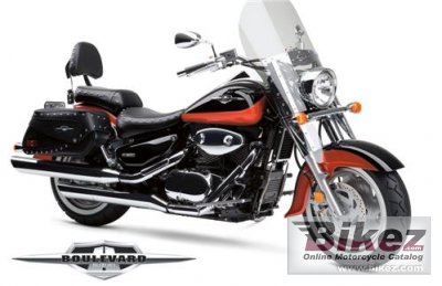 2009 Suzuki Boulevard C90T photo