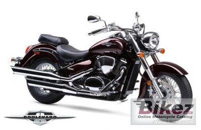 2009 Suzuki Boulevard C50 photo
