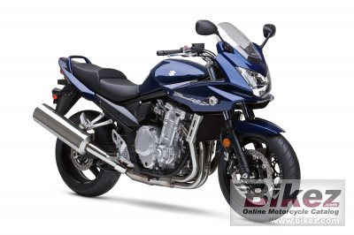 2009 Suzuki GSF1250S Bandit photo