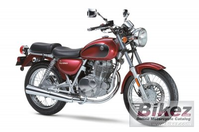 2009 Suzuki TU250 photo