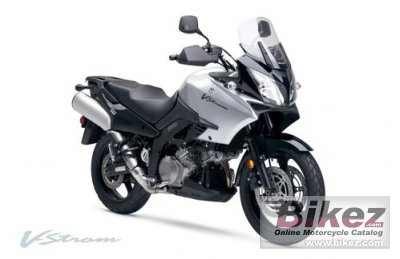 2009 Suzuki V-Strom 1000 photo