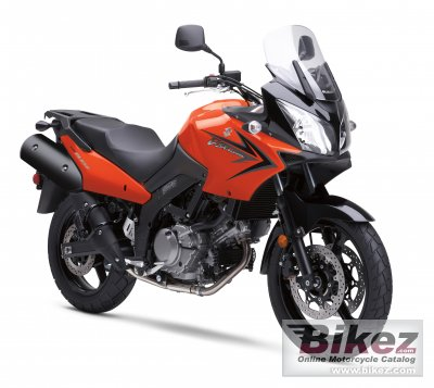 2009 Suzuki V-Strom 650 photo