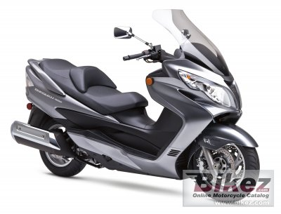 2009 Suzuki Burgman 400 ABS photo