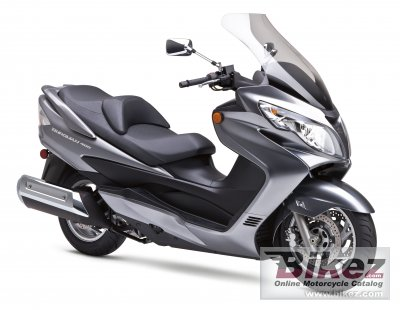 2009 Suzuki Burgman 400 photo