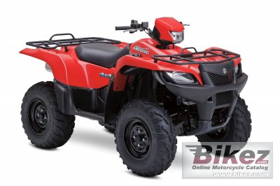 2009 Suzuki KingQuad 750AXi photo