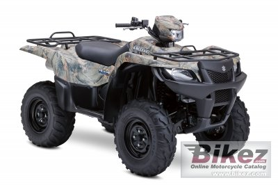 2009 Suzuki KingQuad 750AXi Camo photo