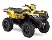 2009 Suzuki KingQuad 750AXi Rockstar photo