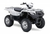 2009 Suzuki KingQuad 750AXi Power Steering