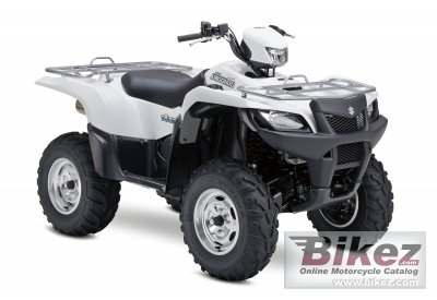 2009 Suzuki KingQuad 750AXi Power Steering photo