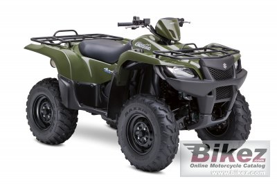 2009 Suzuki KingQuad 450AXi photo