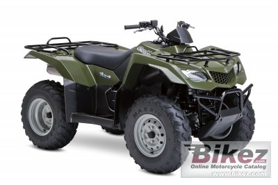 2009 Suzuki KingQuad 400AS photo