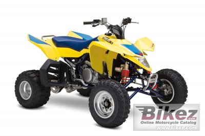2009 Suzuki QuadRacer R450 photo