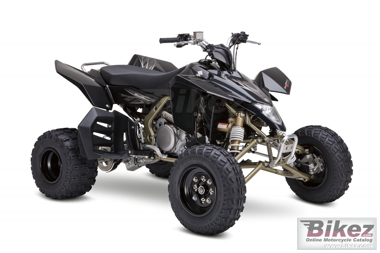 Big Suzuki quadracer r450 limited edition picture and wallpaper from Bikez.com