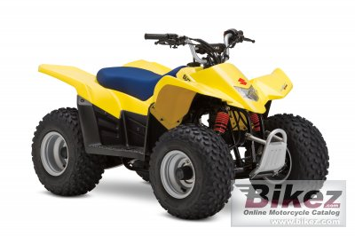 2009 Suzuki QuadSport Z50 photo