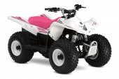 2009 Suzuki QuadSport Z50 Special Edition photo