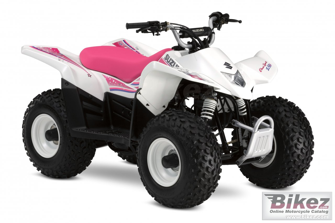 Suzuki quadsport z50 special edition