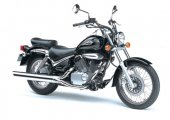 2009 Suzuki Intruder 125 photo