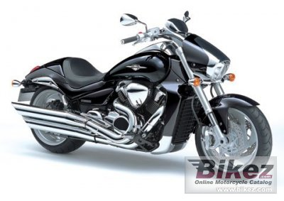 2009 Suzuki Intruder M1800R photo
