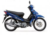 2009 Suzuki Adress 125 photo