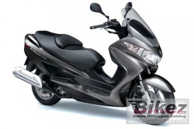 2009 Suzuki Burgman 200 photo