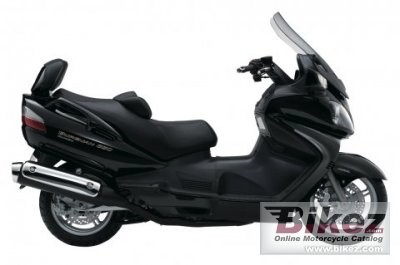 2009 Suzuki Burgman 650AZ photo