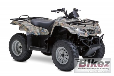 2009 Suzuki KingQuad 400FS Camo photo