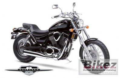 2009 Suzuki Boulevard S83 photo