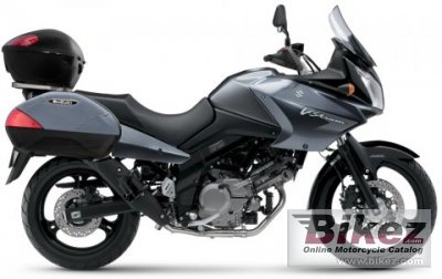 2009 Suzuki V-Strom 650GT photo