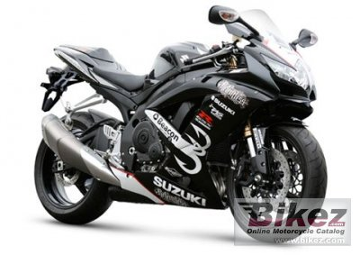 2009 Suzuki GSX-R600 photo