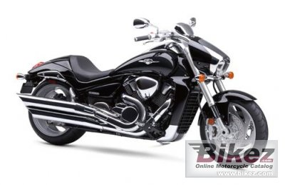 2009 Suzuki Boulevard M109R specifications and pictures