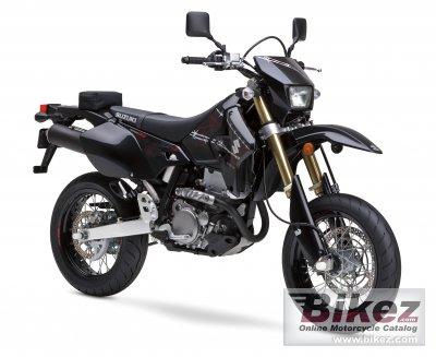 2009 Suzuki DR-Z400SM