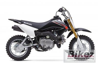 2009 Suzuki DR-Z70