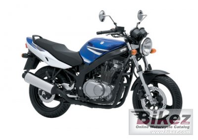2009 suzuki gs500 specifications and pictures