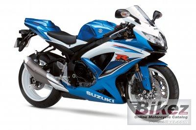 2009 Suzuki GSX-R600