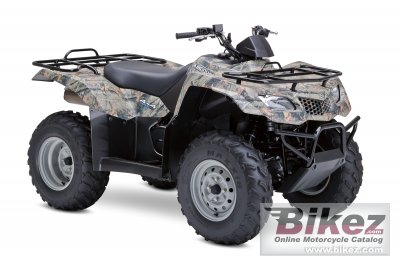 2009 Suzuki KingQuad 400AS Camo