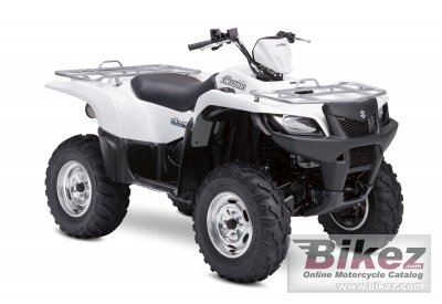 2009 Suzuki KingQuad 500AXi Power Steering