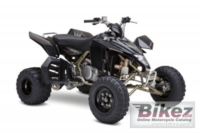 2009 Suzuki QuadRacer R450 Limited Edition